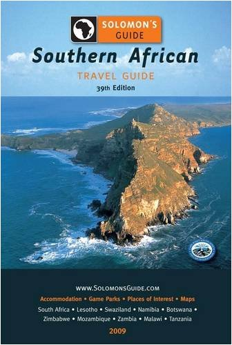 Solomon-039-s-Guide-Southern-African-Travel-Guide-2009-0620422483-The-Cheap-Fast