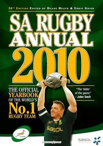 2010 SA Rugby Annual By Edited by Eddie Grieb
