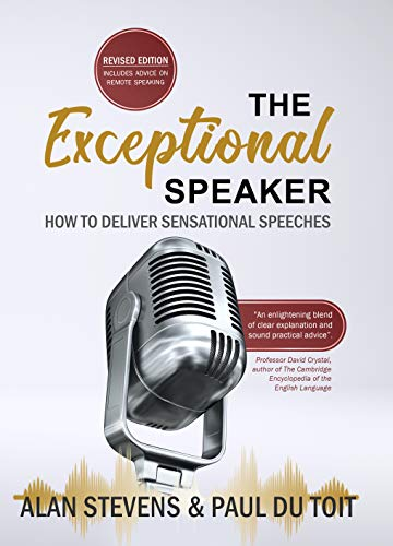 The Exceptional Speaker By Paul du Toit