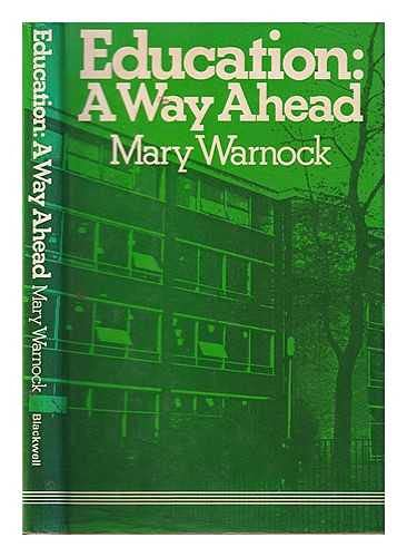 Education By Mary Warnock