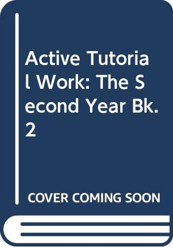 Active Tutorial Work By Edited by Jill Baldwin