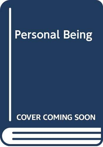 Personal Being By Rom Harre
