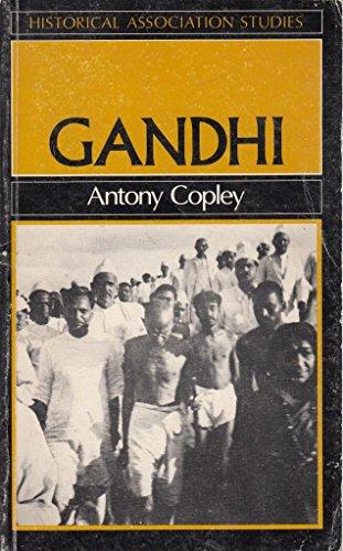 Gandhi By Antony Copley