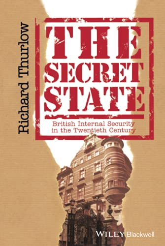 The Secret State By Richard C. Thurlow