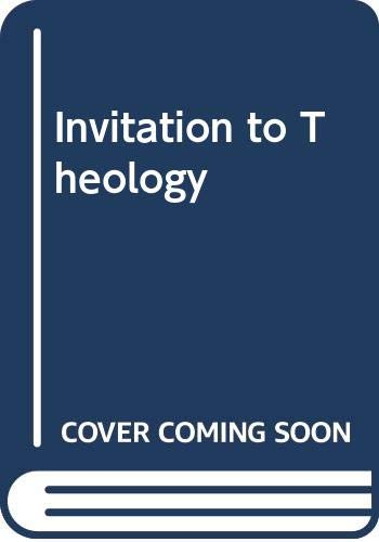 Invitation to Theology by David Brown