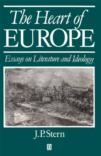 The Heart of Europe By J. P. Stern