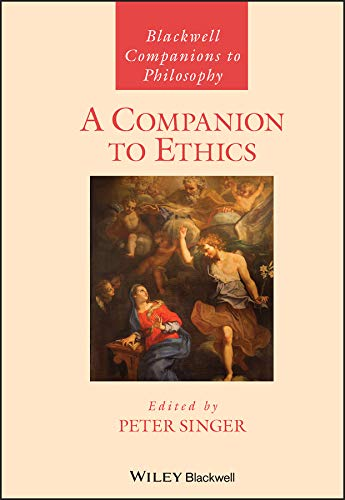 A Companion to Ethics by Peter Singer