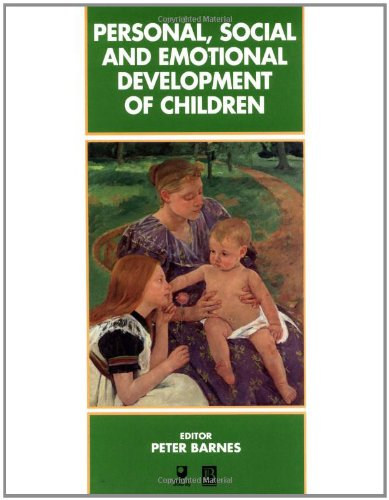 Personal, Social and Emotional Development in Children by Peter Barnes