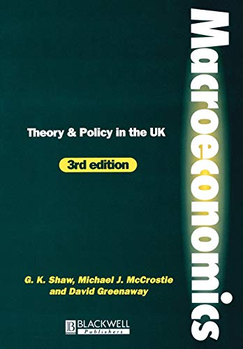 Macroeconomics By Keith Shaw