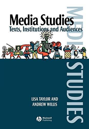 Media Studies By Lisa Taylor