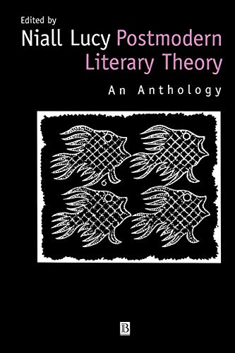 Postmodern Literary Theory By Niall Lucy