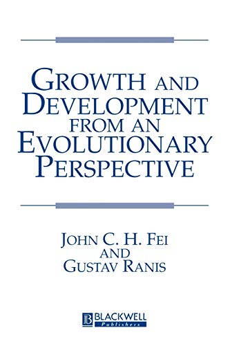 Growth and Development From an Evolutionary Perspective By John Fei