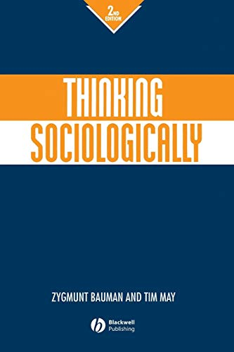 Thinking Sociologically by Zygmunt Bauman