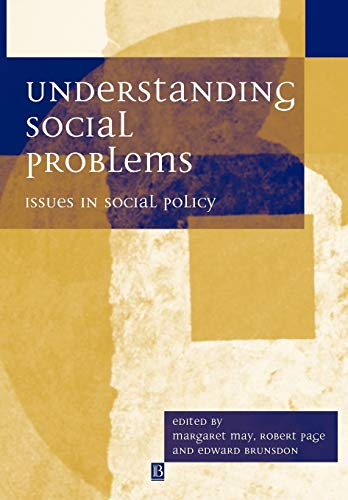 Introduction to Social Problems: Issues in Social Policy by Margaret May