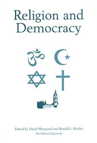 Religion and Democracy By Ronald Nettler