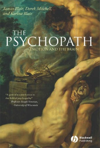 The Psychopath By James Blair