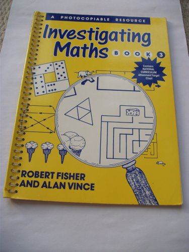Investigating Maths By Robert Fisher