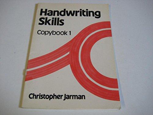 Handwriting Skills By Christopher Jarman