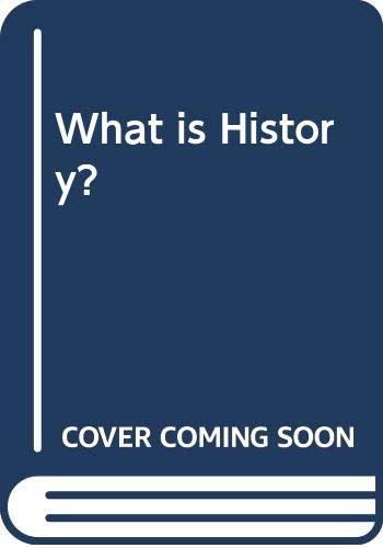 What is History? By Jon Nichol