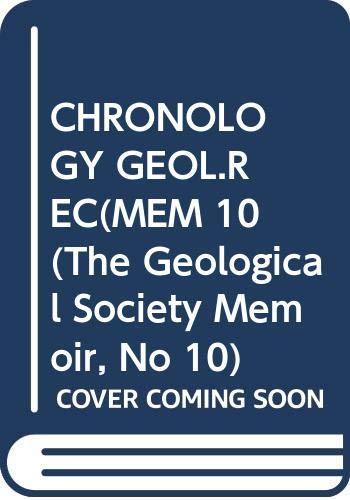 """Chronology of the """"Geological Record"""" By N.J. Snelling"""