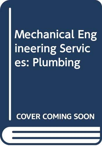 Mechanical Engineering Services By R. D. Treloar