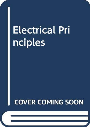 Electrical Principles By D. W. Tyler