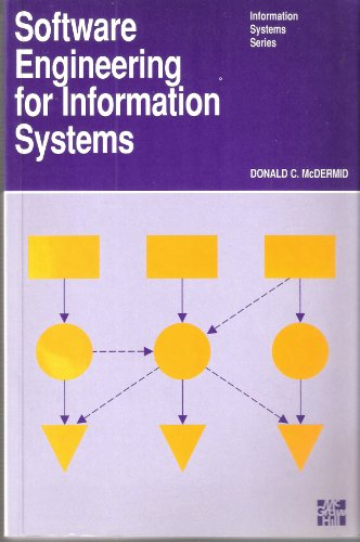 Software Engineering for Information Systems By D. McDermid