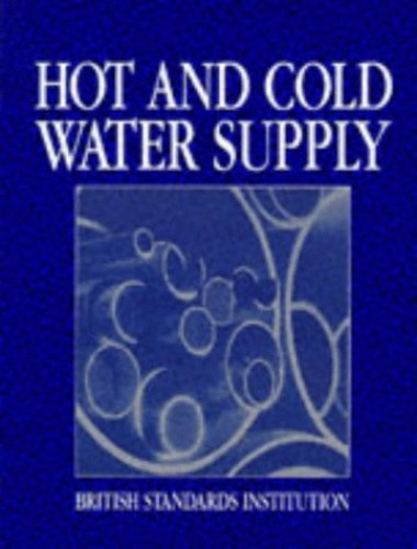 Hot and Cold Water Supply By Christine Cox