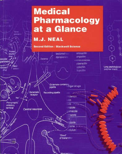 Medical Pharmacology at a Glance By M.J. Neal