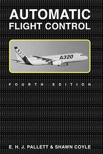 Automatic Flight Control by E.H.J. Pallett