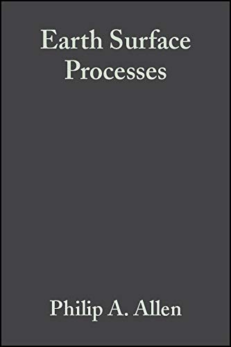 Earth Surface Processes by Philip A. Allen
