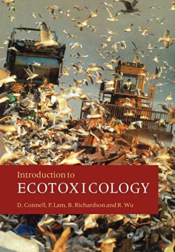 Introduction to Ecotoxicology By Des W. Connell