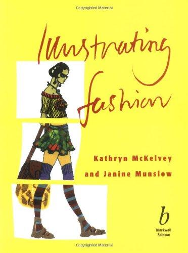 Illustrating Fashion By Kathryn McKelvey