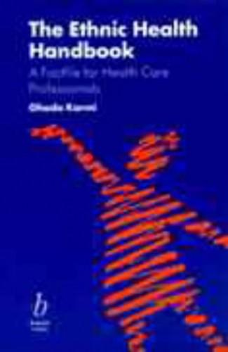The Ethnic Health Handbook By Ghada Karmi