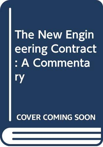 The New Engineering Contract By Brian Eggleston