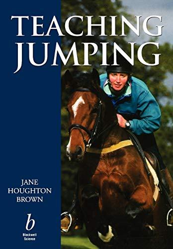 Teaching Jumping By Jane Houghton Brown