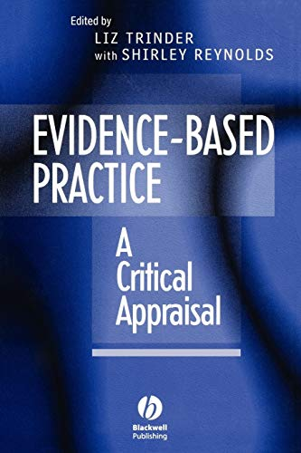 Evidence-Based Practice By Edited by Liz Trinder