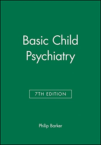 Basic Child Psychiatry By Prof. Philip Barker