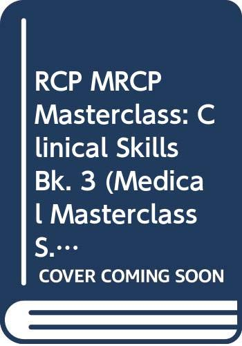 RCP MRCP Masterclass By Edited by The RCP (UK)