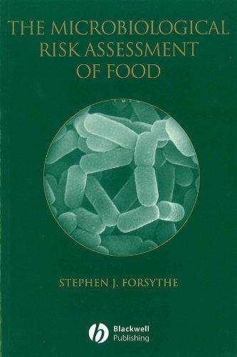 The Microbiological Risk Assessment of Food By Stephen J. Forsythe