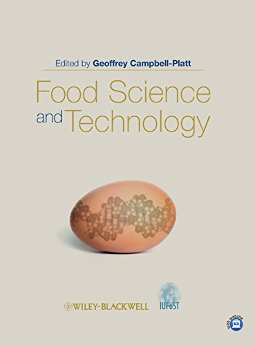 Food Science and Technology By Edited by Geoffrey Campbell-Platt