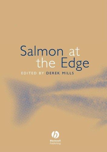 Salmon at the Edge by Derek Mills
