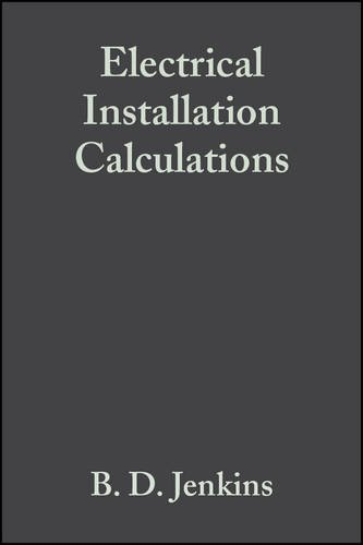 Brilliant Electrical Installtn Calcul 3E For Compliance With Bs 7671 2001 Wiring 101 Jonihateforg