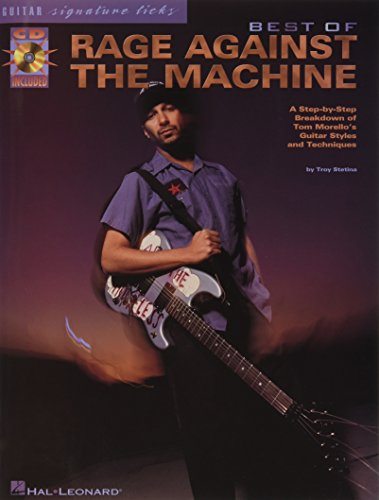 The Best Of Rage Against The Machine By Troy Stetina