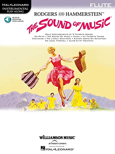 The Sound Of Music - Instrumental Solos (Flute) By Richard Rodgers