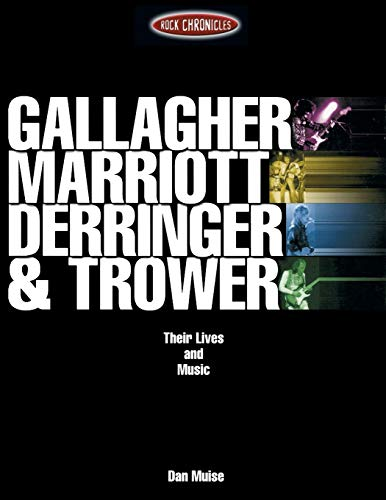 Gallagher, Marriott, Derringer & Trower By Dan Muise