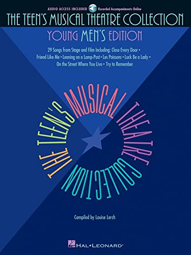 The Teen's Musical Theatre Collection: Young Men's Edition By Louise Lerch