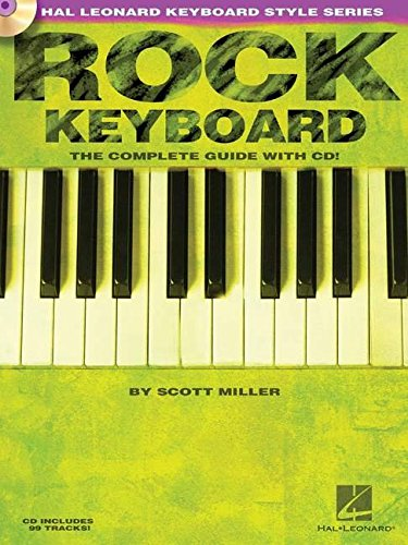 Rock Keyboard By Scott Miller