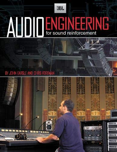 Jbl Audio Engineering for Sound Reinforcement By John Eargle