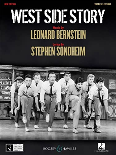 West Side Story Vocal Selections By Edited by Hal Leonard Publishing Corporation